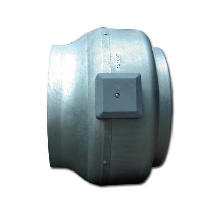 Вентилятор ВК. Вид сбоку